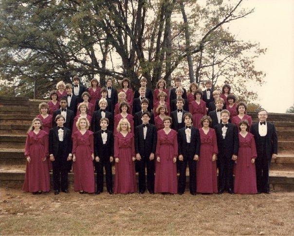 GACS Chorus 1985